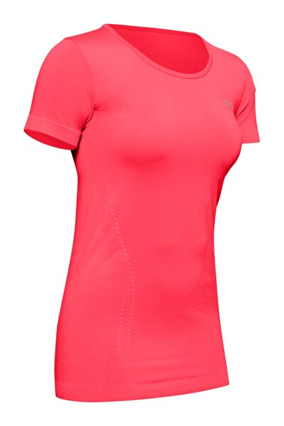 Under Armour Kadın Spor T-Shirt - Ua Seamless Ss - 1351604-628
