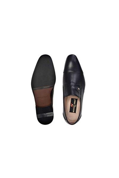 Nevzat Onay Hakiki Deri Siyah Günlük Loafer Neolit Erkek Ayakkabı -11162-