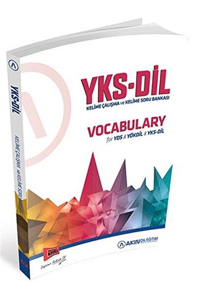 Akın Dil Eğitimi Akın Dil & Yargı Yayınları Yksdil Vocabulary Kelime Çalışma Ve Kelime Soru Bankası