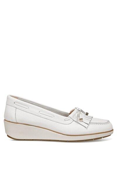 Nine West AGHA Beyaz Kadın Sandalet 100525897