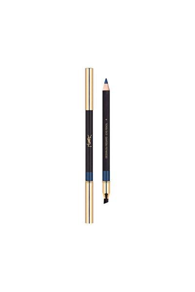 Yves Saint Laurent Dessin Du Regard Uzun Süre Etkili Güçlü Renklere Sahip Göz Kalemi 04 - Blue 3614271269218