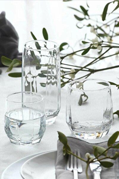 LAV Diamond Meşrubat Bardağı Seti 18'li