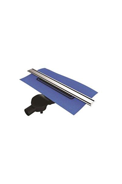VitrA Eco Flow 60 Cm Duş Kanalı Yandan Çıkışlı Mat Çelik 5702036