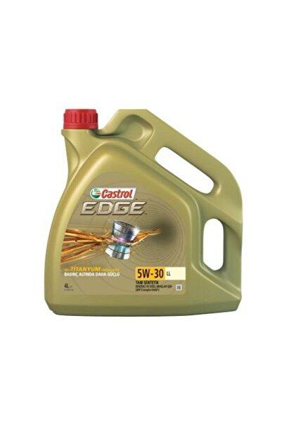 CASTROL Edge 5w-30 Ll 2020 Tarihli Wv 507.00 Onaylı 4 L