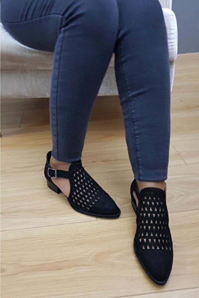 TREND Kadın Siyah Günlük Ayakkabı