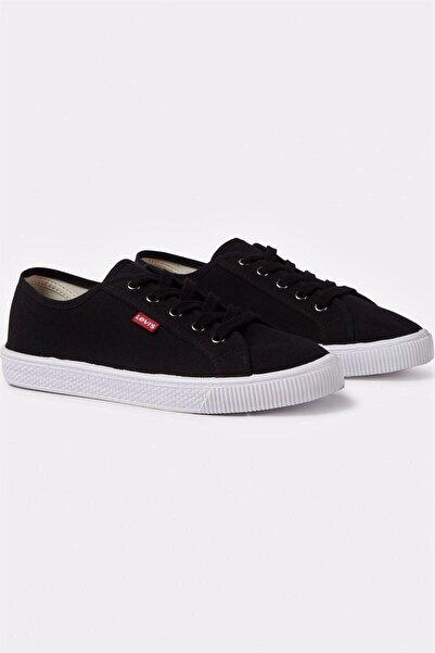 Levi's Kadın Siyah Sneaker