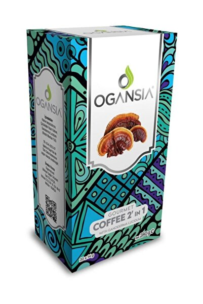 OGANSIA Coffee 2 In 1 Kahve