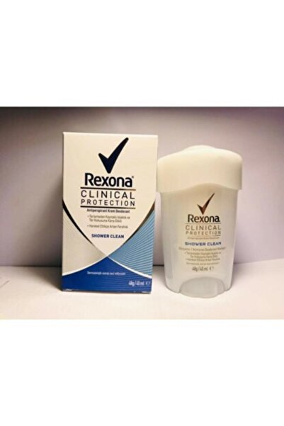 Rexona Roll On Clınıcal Shower Clean Krem 45 Ml