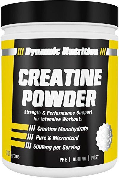 Dynamic Nutrition Creatine Powder 300 Gr - 60 Porsiyon