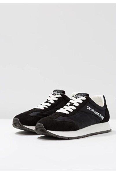 Calvin Klein Kadın Siyah Sneakers