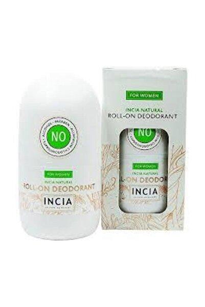 Incia %100 Doğal Roll-on Deodorant For Women