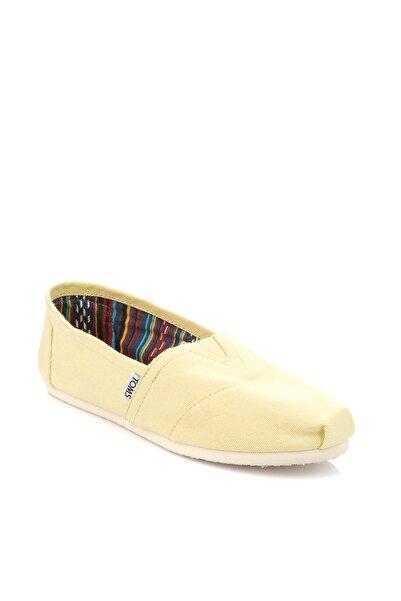 Toms Kadın Alpargata Klasik Ayakkabı 10001408