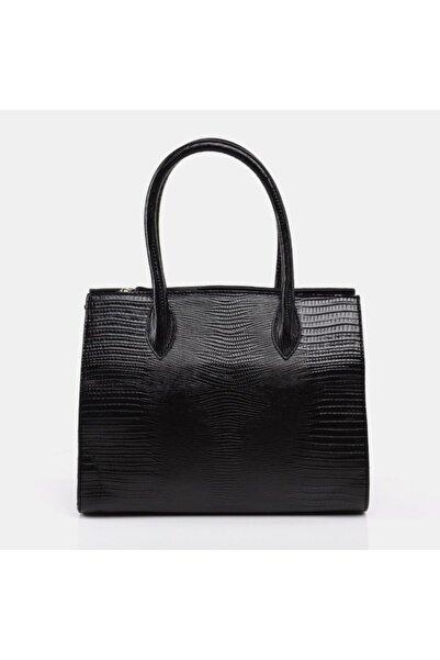 Hotiç Siyah Kadın Çanta