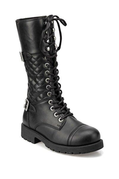 Kinetix JANNA 9PR Siyah Kadın Çizme 100419119
