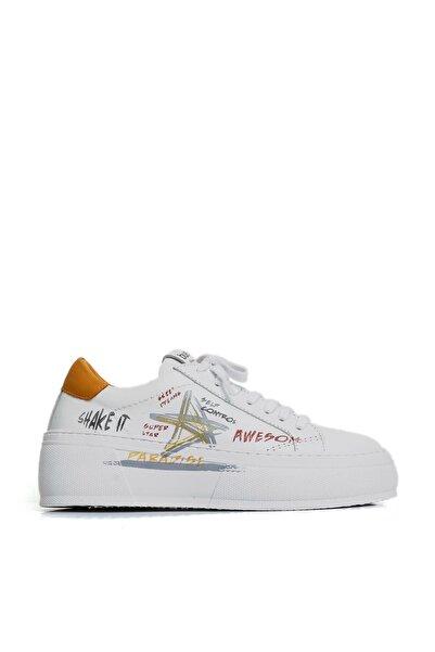 BUENO Shoes Kadın Spor 20wq5101-star