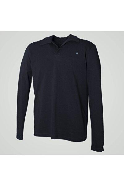 Exuma Polo Uzun Kol Erkek Tişört