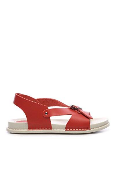 KEMAL TANCA Kadın Derı Sandalet Sandalet 539 1309 BN SNDLT Y20