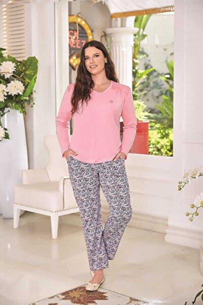 Berrak Kadın Pembe Pijama Takımı