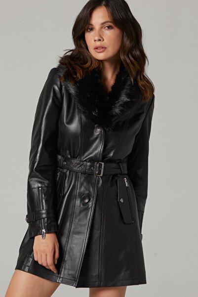 Derimod Rhoda Kadın Deri Ceket