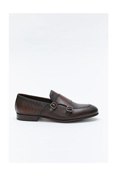 Avva Erkek Kahve Klasik Ayakkabı A91y8027