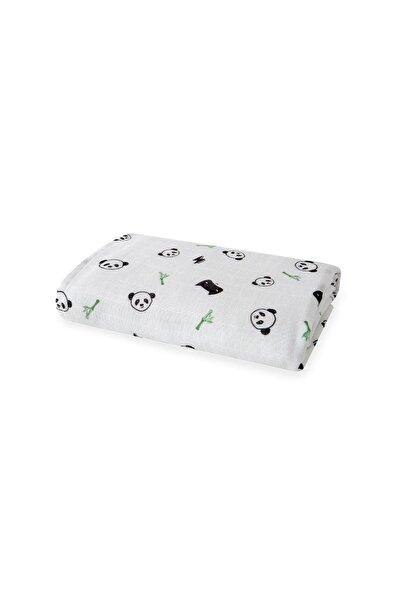 Yataş Bedding Mask Bebek Müslin Çok Amaçlı Örtü (80x80 Cm)