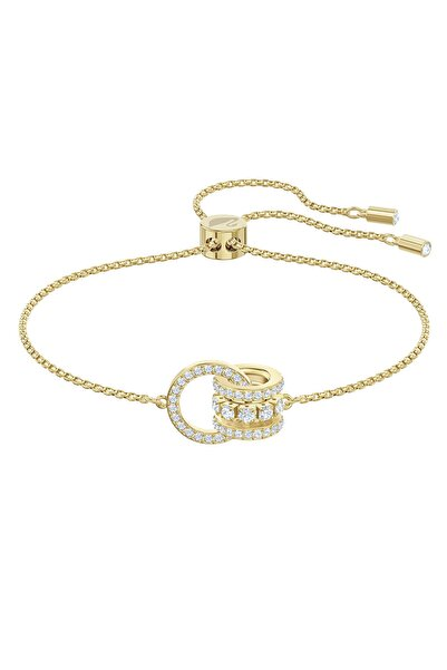 Swarovski Bilezik Further:bracelet Rnd 1 Czwh/cry/gos M 5499000