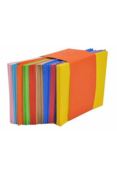 Doğan Kaliteli Ve Canlı Renkli Minik Zarflar 25 Adet Zarf 7x10 Cm Mini Zarf