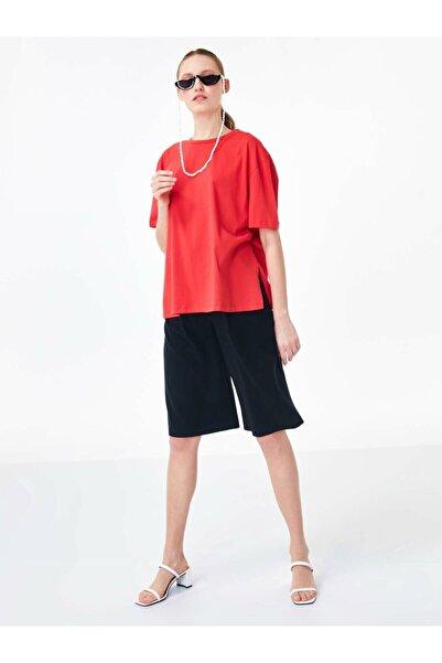 Twist Sırt Detaylı Tshirt