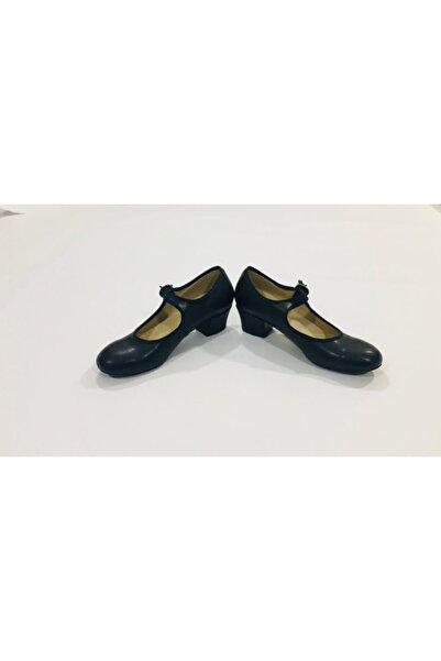 Yıldız Bale Kostüm ve Spor Ürünleri Siyah Bale Karekter Ayakkabısı