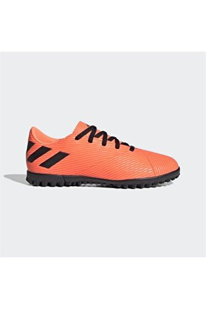 adidas Erkek Çocuk Turuncu Nemezız 19.4 Tf JHalı Saha Ayakkabısı