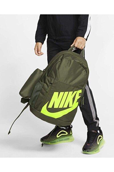Nike Unisex Yeşil Y Nk Elmntl Bkpk Fa19 Sırt Çantası Ba6030-325