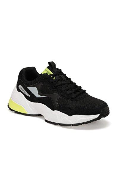 lumberjack Bıngo Siyah Erkek Sneaker Ayakkabı