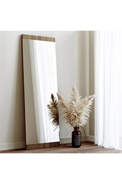NEOstill - Boy Aynası Dekoratif Basic Ceviz 40x120