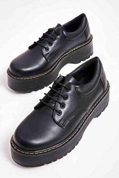 Siyah Kadın Casual Ayakkabı M08360001
