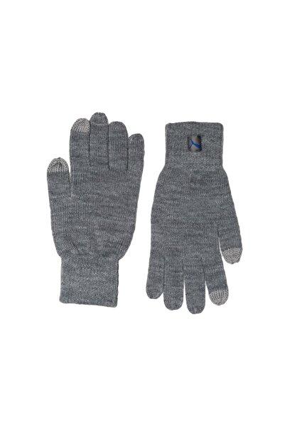 Puma Gri Eldiven Big Cat Knit Gloves 4126902