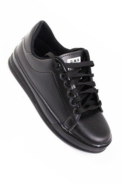 DMR Kadın Siyah Renk Sneaker