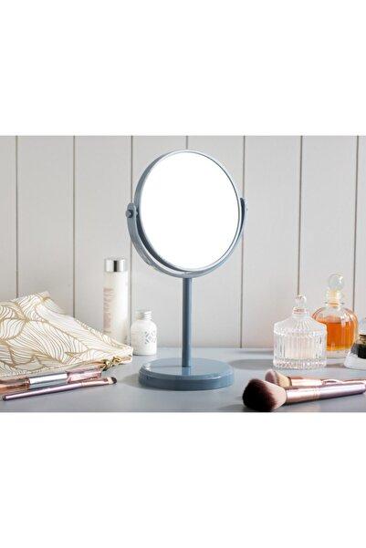 Madame Coco Nera Çift Taraflı Masa Aynası - Indigo