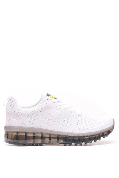 Bulldozer 201426 Beyaz Erkek Spor Ayakkabı