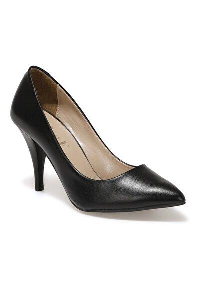 Miss F DS21060 1FX Siyah Kadın Topuklu Ayakkabı 101015033