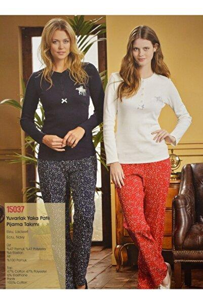 U.S. Polo Assn. Polo 15037 Pijama Takım