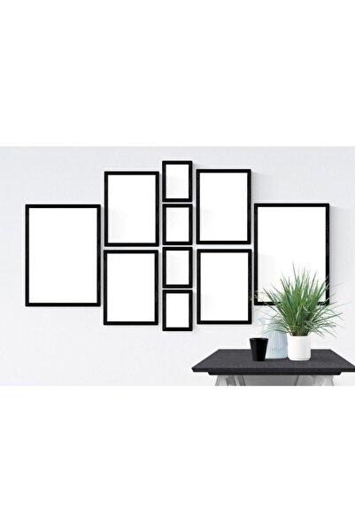 YED Frame Farklı Ebatlarda Çerçeve Seti - Poliresin