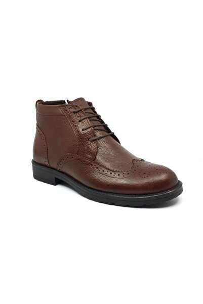 Taşpınar Karadeniz %100 Deri Erkek Günlük Kışlık Klasik Ayakkabı Bot 40-44