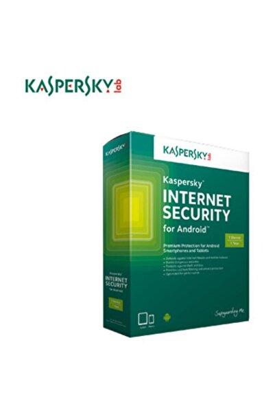 KASPERSKY Kıs Internet Security Android, Türkçe, 1 Kullanıcı, 1 Yıl