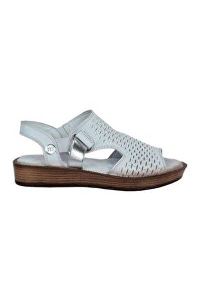 Kadın Deri Sandalet 1645