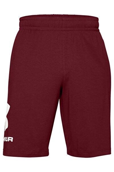 Under Armour Erkek Spor Şort - Sportstyle Cotton Logo Shorts - 1329300-615