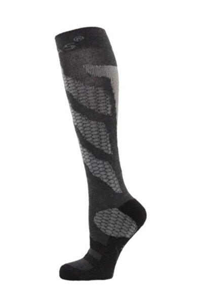 2AS Thermolite Kayak Çorabı Gri