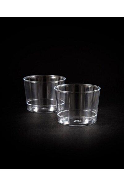 Kristal Plastik Kap 180cc Bodega 30 Adet (1 Paket) Kapaksız