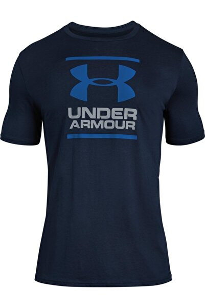 Under Armour Erkek Spor T-Shirt - Ua Gl Foundation Ss T - 1326849-408
