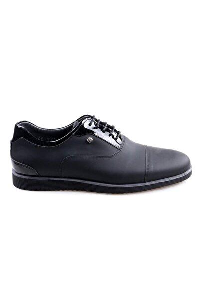 Fosco 1073 Siyah Erkek (39-44) Günlük Ayakkabı
