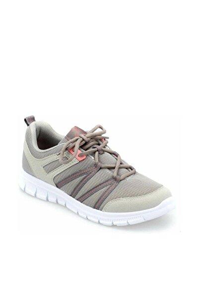 Kinetix MELINA Açık Gri Koyu Gri Pembe Kadın Fitness Ayakkabısı 100307062